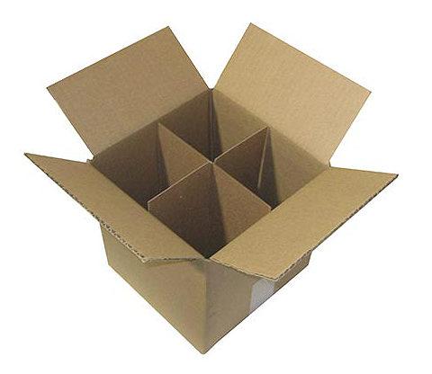 Коробка для бутылок